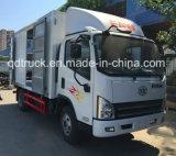 Vrachtwagen van de Lading van de Rij van de Cabine FAW Isuzu 100p de Enige Lichte