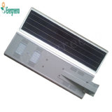 Melhor fornecedor All in One Integrated Solar LED Street Light