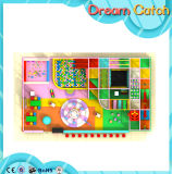 >Ocean世界デザイン屋内Playgroundrの柔らかい子供の城砦