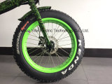 20 pulgadas plegables el Ce eléctrico gordo En15194 Bicicletta Elettrica de la batería MTB del Litio-Ion de la bici