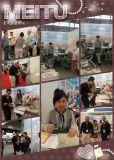 Chegada nova Tajima 10 máquinas industriais principais do bordado