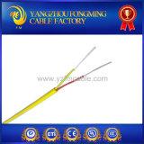 K Kabel van de Compensatie van het Thermokoppel van het Type de Glasvezel Gevlechte
