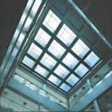 El panel de pared de aluminio modificado para requisitos particulares de cortina del techo decorativo exterior del metal del interior con la garantía de 20 años incombustible