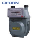 Medidor de gás de alumínio G1.6-G10 do diafragma do caso