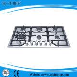Qualité construite dans la fraise-mère de gaz/gaz Cooktop/le poêle gaz de la Chine