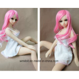 Het Japanse Speelgoed van het Geslacht van Doll van het Geslacht van de Liefde van het Silicone voor Mensen