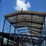 販売のための多階の鉄骨構造の工場研修会の建物
