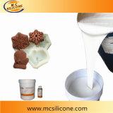 Silicone liquide de qualité alimentaire pour fabrication de moules de gateau (RTV1020L)