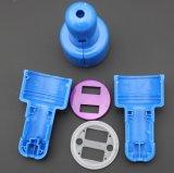 가장 새로운 부속품 휴대용 플라스틱 주거 1 2 운반 USB 셀룰라 전화 차 충전기 주거