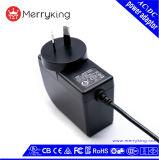 LED 운전사를 위한 Iram S-MARK 12V/2A AC 직류 전원 접합기
