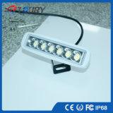 Wasserdichtes preiswertes Arbeits-Licht 18W des Automobil-LED mit Cer