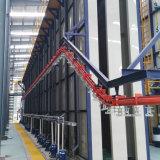 Linha de revestimento automática nova do pó para o perfil de alumínio