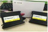 35W 55W 75W 100W de 6000kLevering voor doorverkoop VERBORG Uitrusting VERBORG Xenon H2 H4 H7 H11