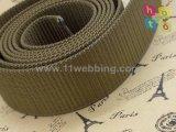 Broeksband van de Singelband van de wolf de Bruine Dikke Nylon die aan Militaire Riem wordt gemaakt