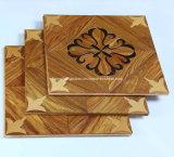 درجة خشب من الشجر قيقب خشبيّة أرضية/يرقّق أرضية