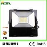 Fábrica que vende a luz ao ar livre 50With70W da luz de inundação do diodo emissor de luz