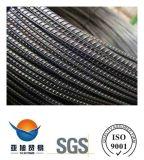 Rebar van de Producten HRB500 van het Staal van Bouwmaterialen in Rol
