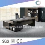 Modernes Melamin-Executivcomputer-Schreibtisch-Büro-Tisch der Möbel-1.8m