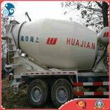 Carro bastante usado del mezclador concreto de HOWO del carro del mezclador de HOWO (ZZ1257N4048W)