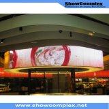 最高は広告のためのフルカラーP3.9屋内LEDの掲示板のリフレッシュレートを