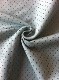 Tela perforada poliester del ante para la tapicería de Homentextile del paño y de la ropa de vector