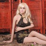 кукла секса силикона тела азиатской девушки 165cm полная