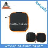 Cas dur d'Earbuds de mémoire de sac de tirette d'écouteur imperméable à l'eau de Bluetooth