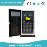30kVA al intercambio caliente 300kVA UPS en línea de 3 fases