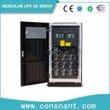30kVA à l'échange financier 300kVA chaud UPS en ligne de 3 phases