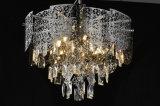 Lampada Pendant di cristallo moderna da illuminazione di Maxer