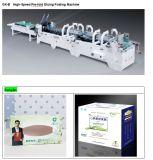 Pre-Plegable la carpeta Gluer (GK-780B) del rectángulo de la medicina