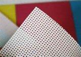 PVC 메시 기치 담 기치 관통되는 바람 디지털 인쇄를 위한 저항하는 메시 비닐