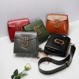 De060. Handtaschen-Handtaschen-Entwerfer-Handtaschen-Form-Handtaschen-Leder-Handtaschen-Frauen-Beutel-Schulter-Beutel-Kuh-Leder der Damen