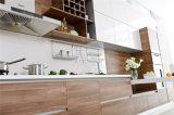 Mobilia di legno moderna della cucina del grano di MFC