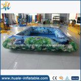 Piscina de agua inflable, piscina de la nadada para el parque del agua de la diversión