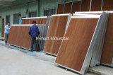 Garniture de refroidissement par évaporation de système de refroidissement par eau avec le bâti en aluminium