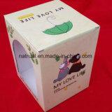관례에 의하여 인쇄되는 물결 모양 상자 물결 모양 다채로운 주문품 화물 박스