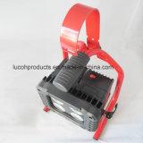 proiettore ricaricabile di 40W LED con l'amo d'attaccatura