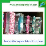習慣PVC塗被紙のギフト用の箱のお菓子屋のおもちゃの包装ボックス