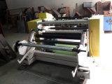 Tipo simple que raja la máquina el rebobinar para la tela no tejida Rolls (DC-SFQJ)