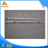 Braguero del tornillo del triángulo del aluminio de los enchufes de fábrica 300m m para la iluminación