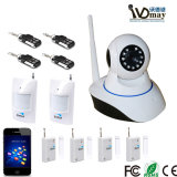 1,0MP Hot Design Infrared Two WiFi Cables Smart Toy Dog Baby Monitor Câmera de segurança IP
