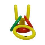 Niños Juego de PVC o TPU inflable de juguete de fútbol Anillo