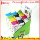 Kundenspezifischer gedruckter gewölbtes Papier-Fall-Kasten für Spiel-Controller/Elektronik-verpackenkasten