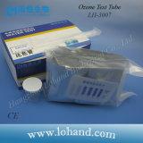 Tubo de ensayo de ozono con tubo de plástico PE pequeño tamaño y peso ligero (LH3007)