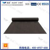 Negro impermeable Hoja de espuma EVA arpillera espuma de PVC