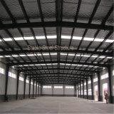 Здания стальной структуры для обрабатывать мастерскую