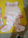 Os pijamas de seda do verão das senhoras vendem por atacado o mercado quente de vestuário usado de Alemanha da venda