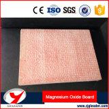 Placa à prova de fogo do magnum, placa do óxido de magnésio