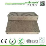 De antislip OpenluchtVloer van het Terras van de Vloer WPC Decking houten-Plastic Samengestelde Decking
